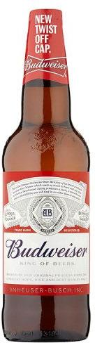 Budweiser (12 x 660ml) - Flytap Liquor Shop