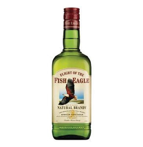 Fish Eagle Brandy 750ml - Flytap Liquor Shop