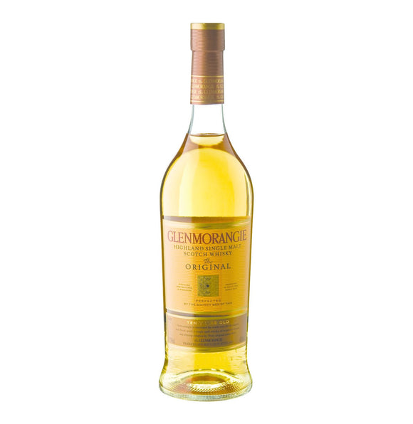 Glenmorangie 10YO Highland Single Malt Whisky 750ml - Flytap Liquor Shop