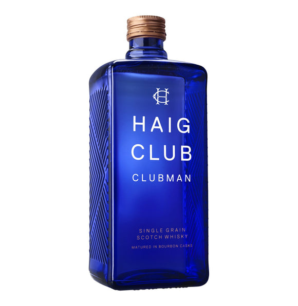 Haig Club Clubman Single Grain Scotch Whisky 750ml - Flytap Liquor Shop