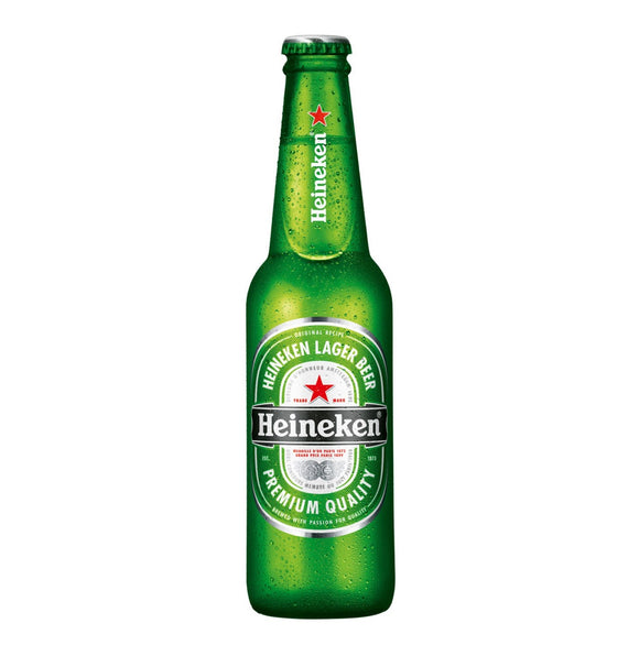 Heineken 330ml NRB - 6 Pack - Flytap Liquor Shop