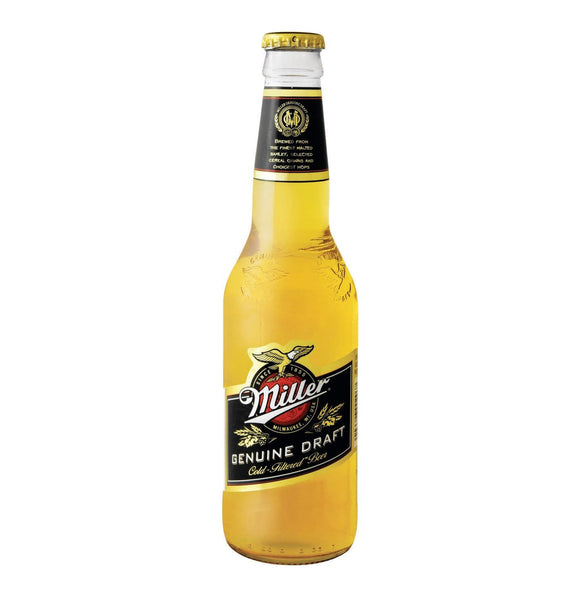 Miller Genuine Draft 660ml - 12(Case) - Flytap Liquor Shop