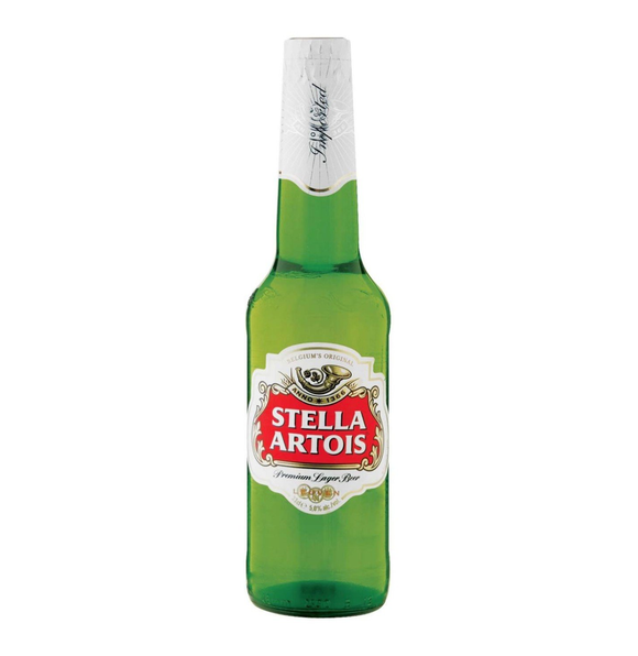 Stella Artois 330ml NRB - 6 Pack - Flytap Liquor Shop