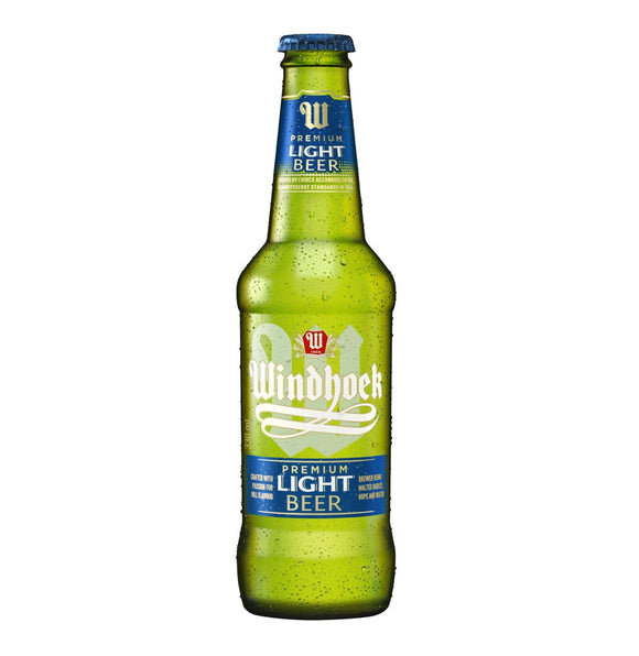Windhoek Light 330ml NRB - 6 Pack - Flytap Liquor Shop