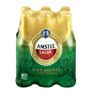Amstel 330ml - 6 Pack - Flytap Liquor Shop