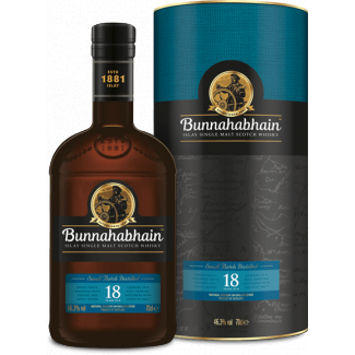 Bunnahabhain Islay Single Malt 18YO