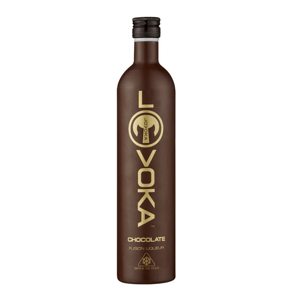 Lovoka Chocolate Liqueur - Flytap Liquor Shop