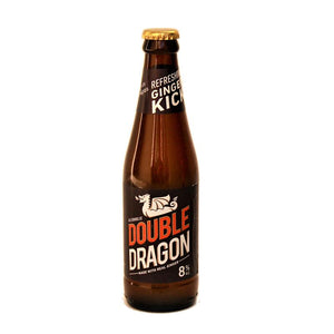 Double Dragon Fiery Ginger Beer (4x330ml)