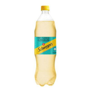 Schweppes Dry Lemon 1L - Flytap Liquor Shop