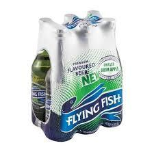 Flying Fish Lemon 340ml - 6 Pack - Flytap Liquor Shop