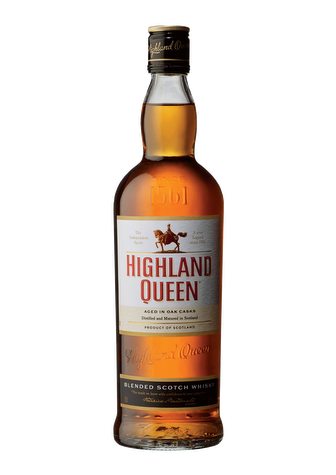 Highland Queen Blended Scotch Whisky - Flytap Liquor Shop