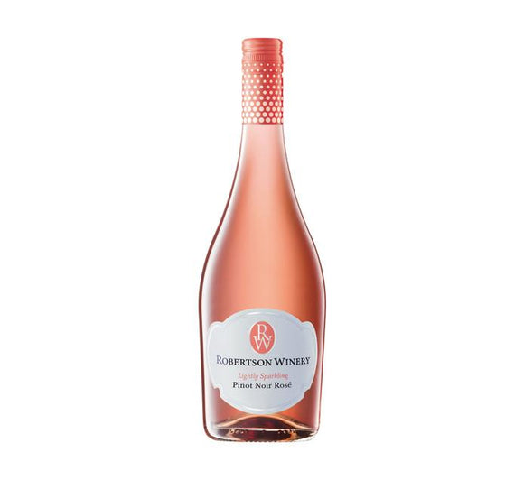Robertson Lightly Sparkling Rose - Flytap Liquor Shop