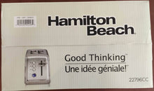 Load image into Gallery viewer, Hamilton Beach Toaster