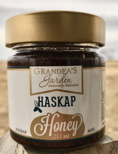 Haskap Honey