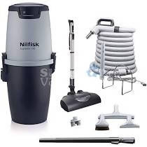 Nilfisk Supreme 250 Central Vac - Full Kit
