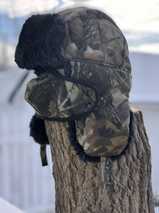 Winter Hat - Camouflage