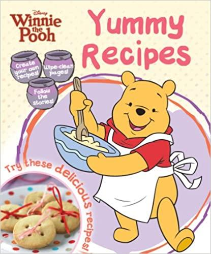 Disney Winnie the Pooh - Pooh's Yummy Cookbook
