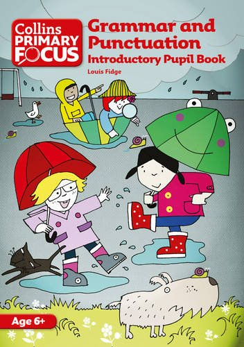Grammar and Punctuation: Introductory Pupil Book (Collins Primary Focus)