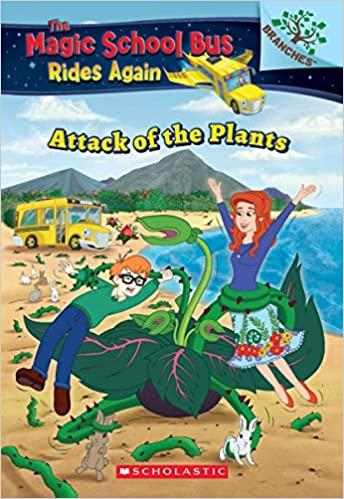 Magic School Bus - The Attack of the Plants