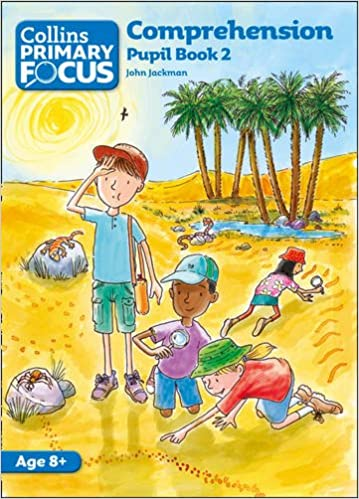 Comprehension: Pupil Book 2 (Collins Primary Focus)