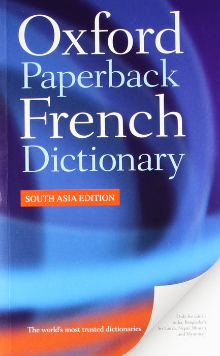 Oxford Paperback French Dictionary 3E