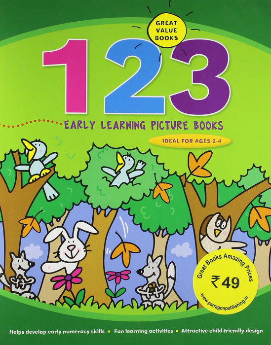 Great Value Books - 123