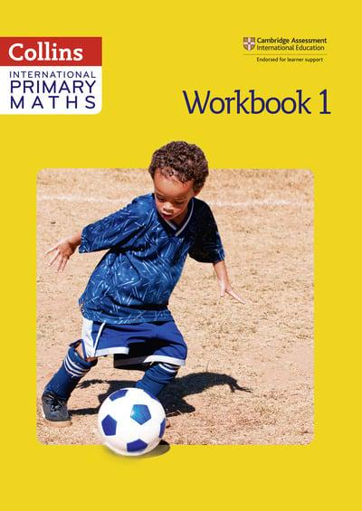 COLLINS INTERNATIONAL PRIMARY MATHS WORKBOOK 1