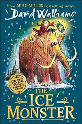David Walliams-The Ice Monster