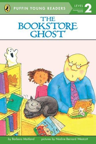 Puffin - The Book Store Ghost