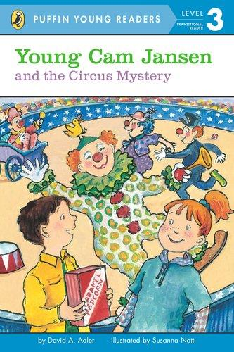 Puffin- Young Cam Jansen And The Circus Mystery