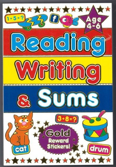 Reading, Writing & Sums (4-6 New)