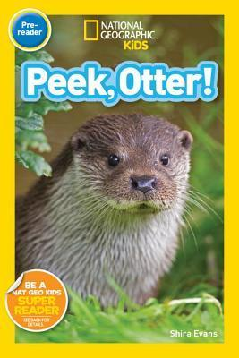National Geographic Readers: Peek, Otter