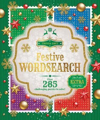 Trivia Gift: Festive Wordsearch Extra (Volume 5)