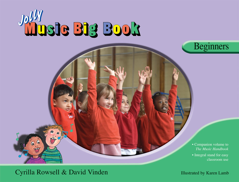 Jolly Music Big Book - Beginners-(ON ORDER)
