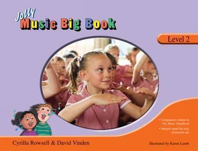Jolly Music Big Book - Level 2-(ON ORDER)