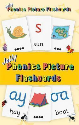 Jolly Phonics Picture Flash Cards*