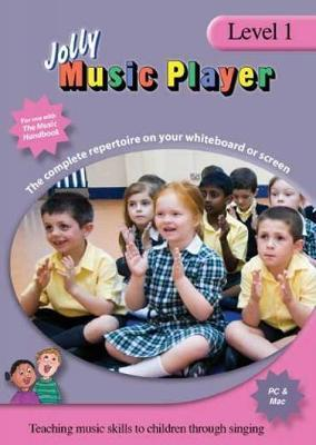 Jolly Music Player, Level 1*-(ON ORDER)