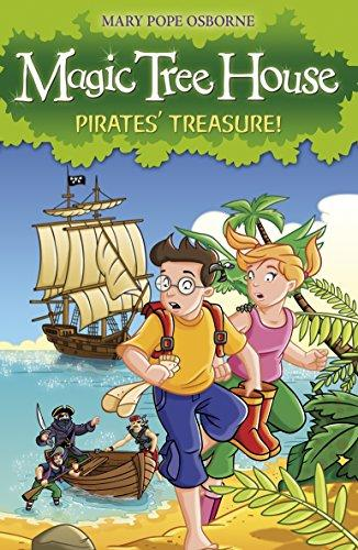 Magic Tree House : Pirates Treasure