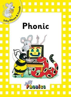 Jolly Phonics Readers, Inky & Friends, Yellow Level (pack of 6)