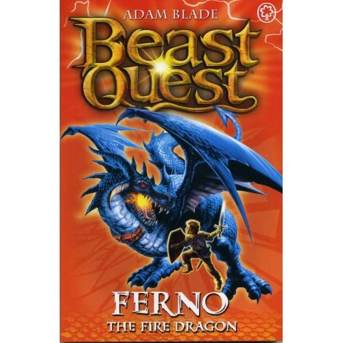 Beast Quest - RED - FERNO