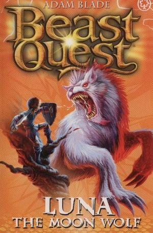 Beast Quest - ORANGE - LUNA