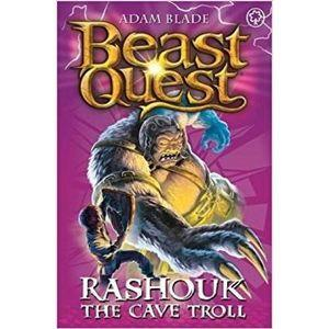 Beast Quest - ORANGE - RASHOUK