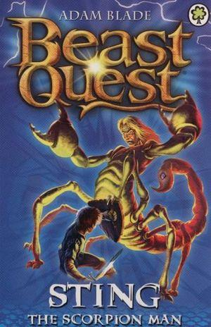 Beast Quest - BLUE - STING