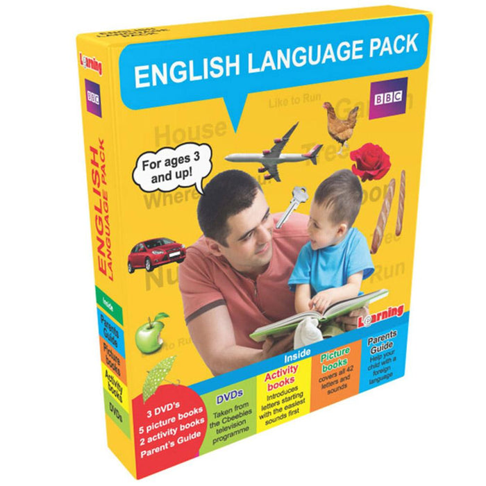 English Language Pack (Bbc) 3 Dvd 5 Book 2 Activity Book