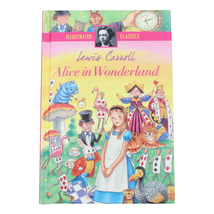 Illustrated Classics -Alice in Wonderland