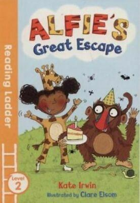 Alfies Great Escape - Reading Ladder Level 2