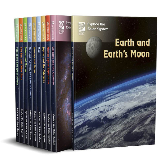 Explore the Solar System by World Book