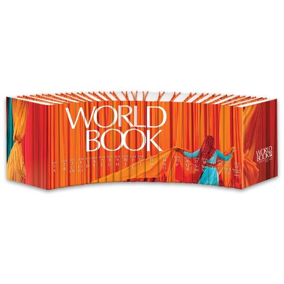 World Book Encyclopedia 2014 by World Book