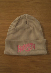 Hiraeth Beanie in Sand
