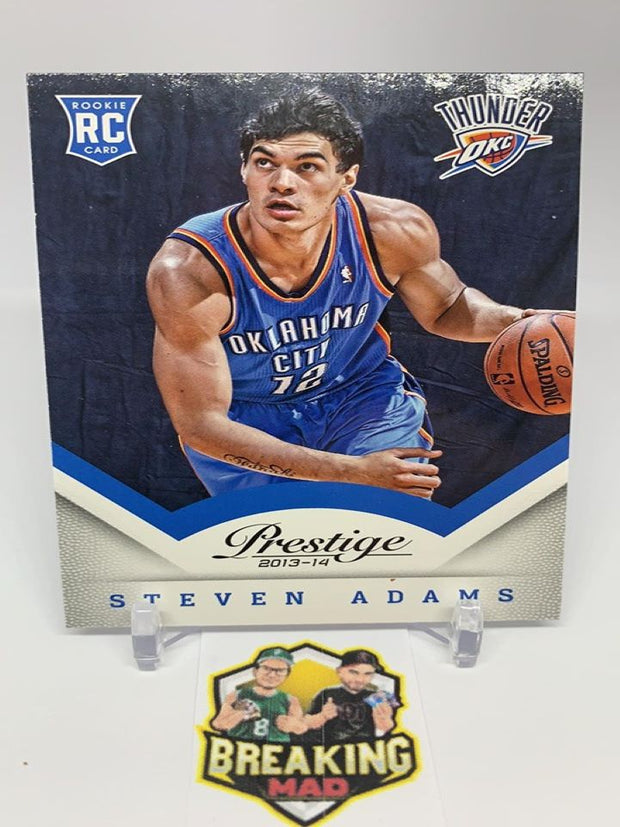 #S1 - 13-14 ROOKIE - Steven Adams Painin Prestige #172